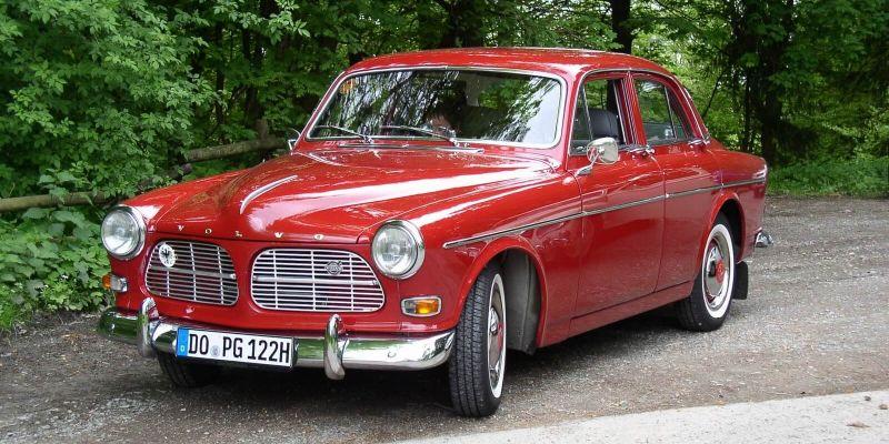 История компании Volvo