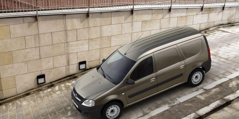 АвтоВАЗ готовит новый Lada Van на основе Largus