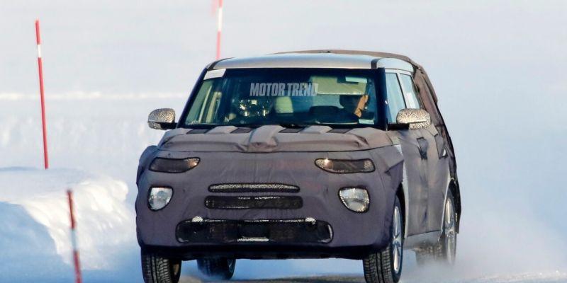 Kia Soul 2020: узнаваемый дизайн и двигатели Hyundai Kona