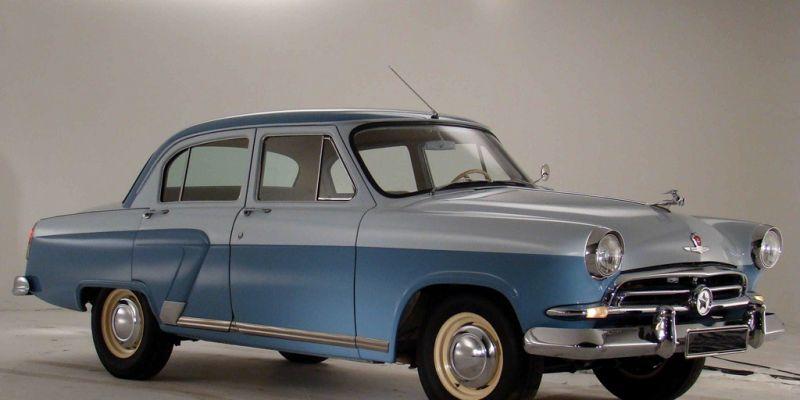История автомобиля «Волга»