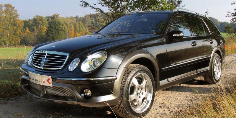 Mercedes-Benz Kleemann E50KCC