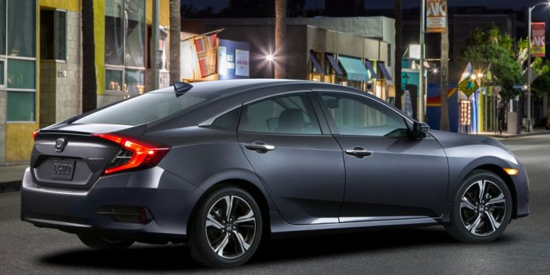 Honda Civic – совершенно новая машина, однако не для нас