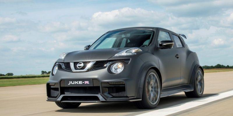 Раздутый двигатель Nissan Juke-R 2.0