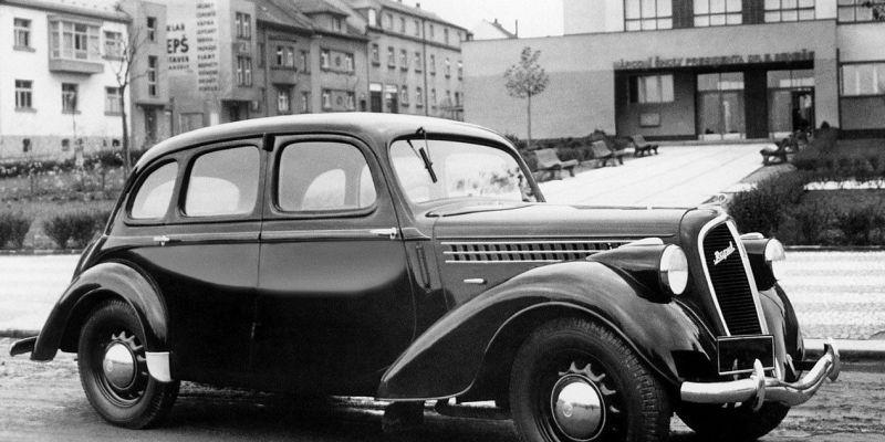 Чешский буржуа: история Skoda Rapid первого поколения