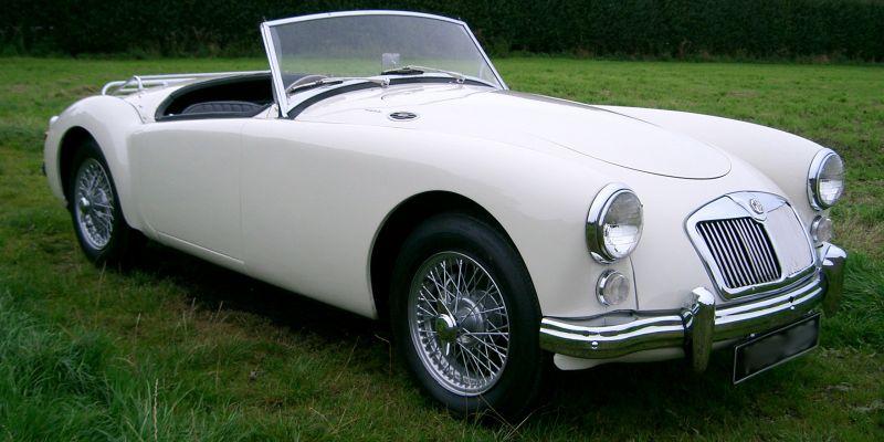 История компании MG Cars