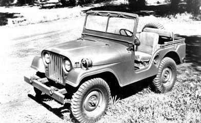 Jeep BRC-40 великий и проходимый