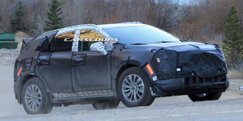 Что слышно о Cadillac XT5