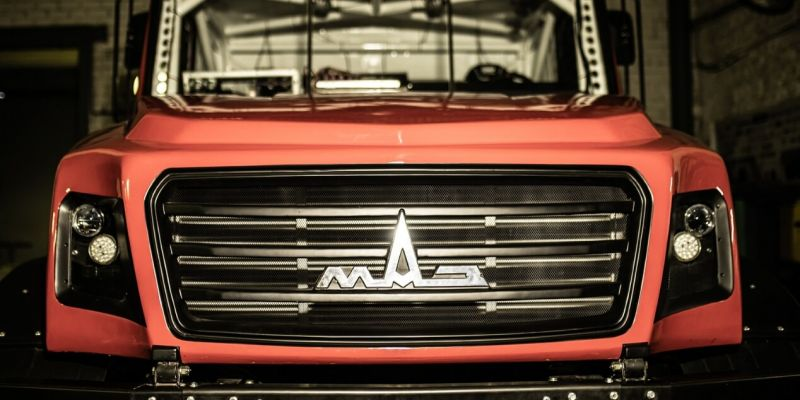 Завод МАЗ выпустил (но не продемонстрировал) «один из наикрасивейших грузовых автомобилей»