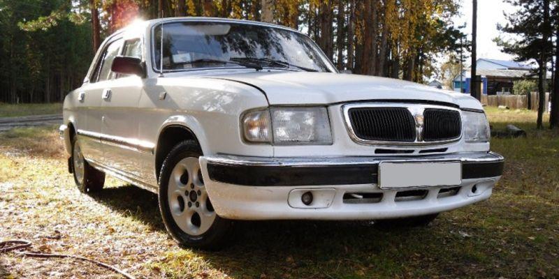 Автомобиль ГАЗ-3110