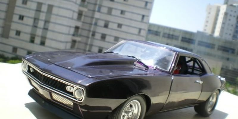 Chevrolet Camaro Drag