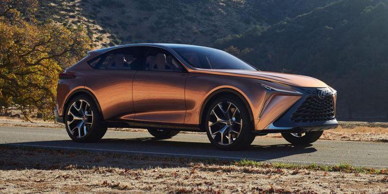Lexus готовится выпустить новейший суперкроссовер, который более мощный и дешевый, чем Lamborghini Urus