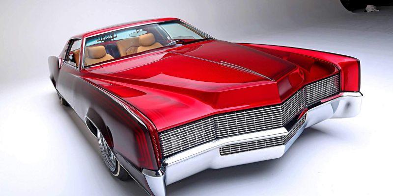 Helldorado Lowrider 1968 – хоть в чем-то похожа на эту машина Лада Приора?