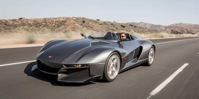 Амбиции Rezvani Motors увенчались успехом
