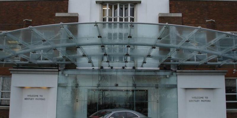 История компании Bentley