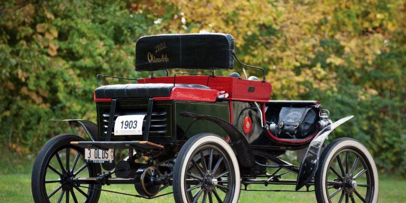История компании Oldsmobile