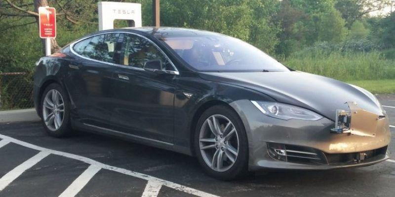 Tesla Model S ждет масштабное обновление