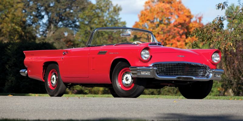 Ford Thunderbird Special Supercharged 312