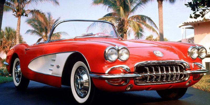 История автомобиля Chevrolet Corvette