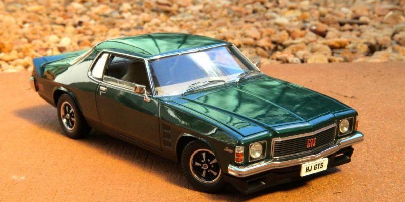 Holden HJ Monaro GTS