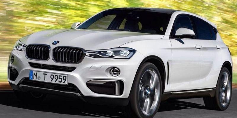 BMW Urban Cross – кроссовер, равного которому тяжело будет найти!