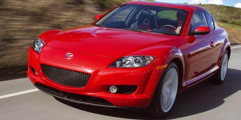 Автомобиль  Mazda RX-8