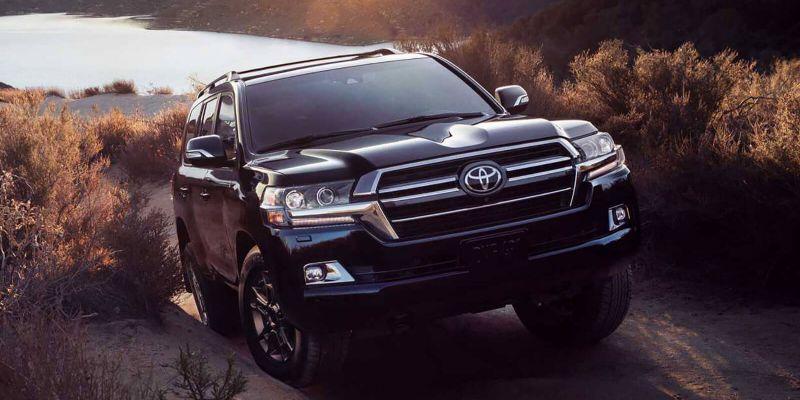 Toyota готовит «юбилейную» комплектацию Land Cruiser 200