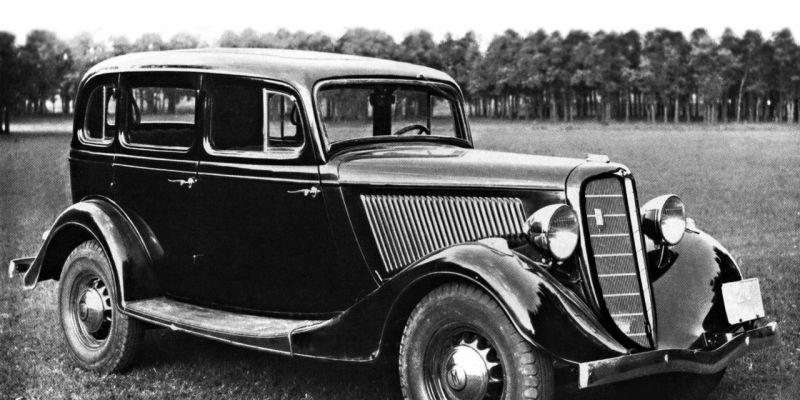 Советские полноприводные автомобили: от ГАЗА до Нивы