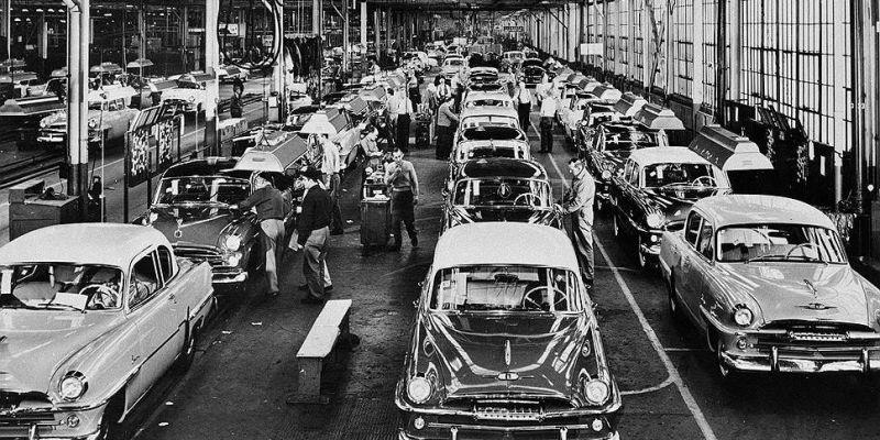 История компании Chrysler