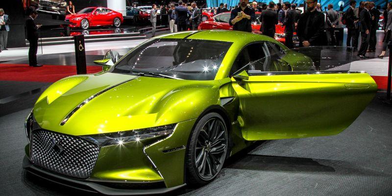 Назван самый «зеленый» автомобиль года