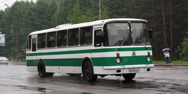 ЛАЗ – история Львовского автобусного завода
