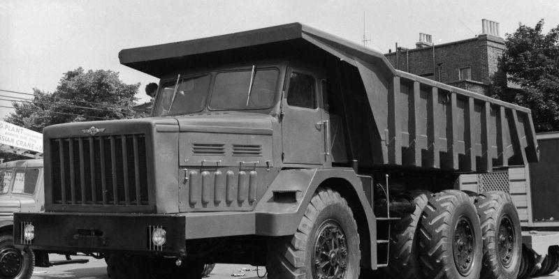 МАЗ – история Минского автозавода