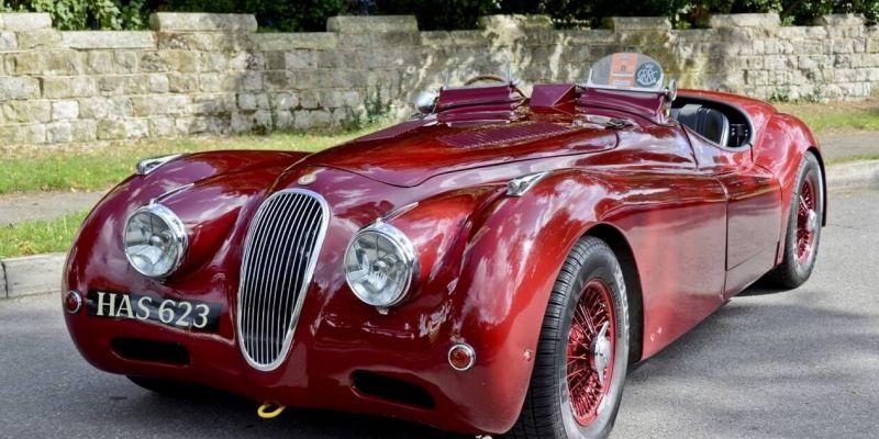 История компании Jaguar