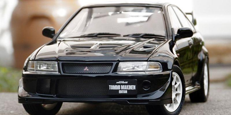 Mitsubishi Lancer Evo VI TME