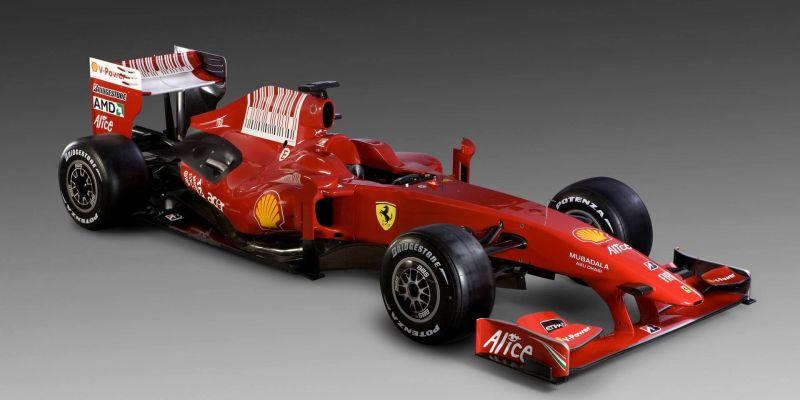 История компании Ferrari