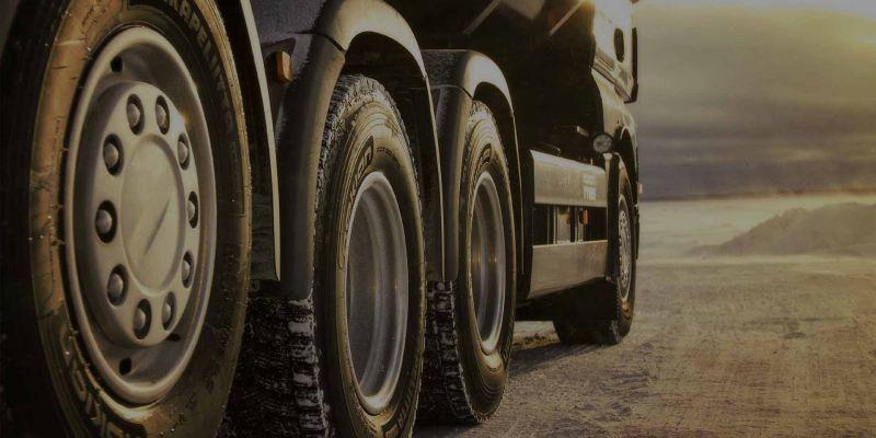 Грузовые шины: разновидности и параметры для выбора
