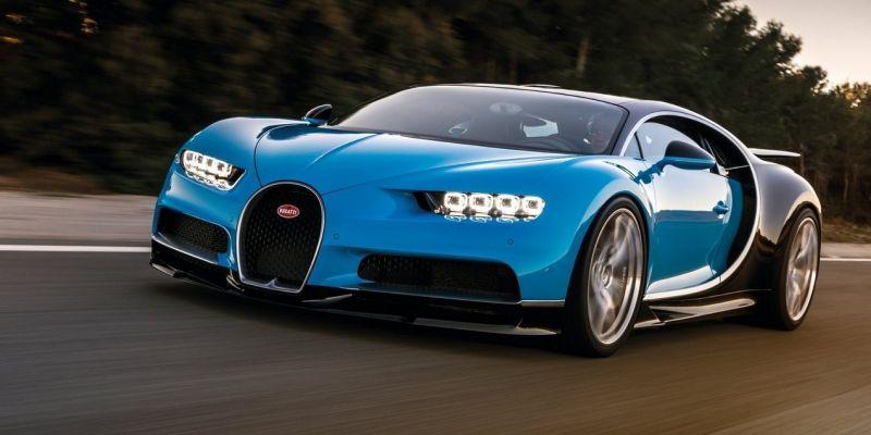 Российский дизайнер нарисовал Bugatti будущего