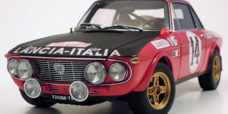 Autoart Lancia Fulvia