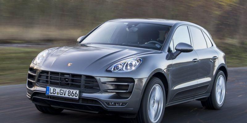 Автомобиль Porsche Macan