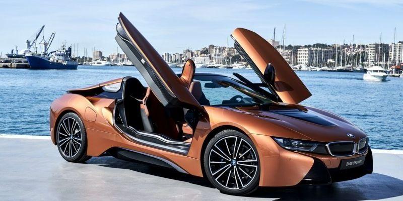 Рассекречен дизайн и характеристики нового BMW i8