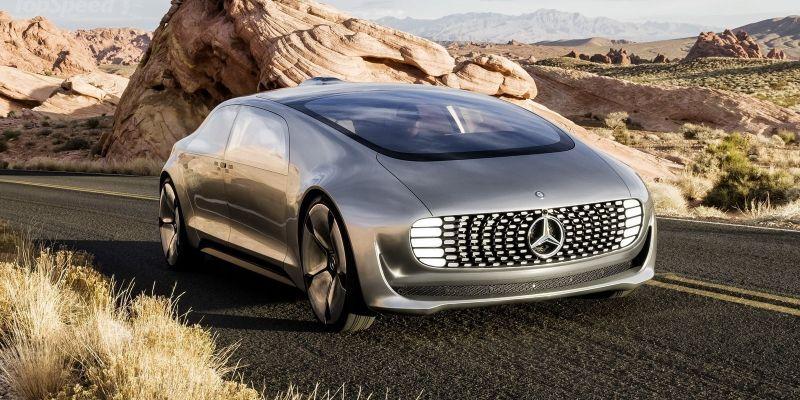 Неожиданная продукция от Mercedes