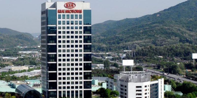 История компании Kia
