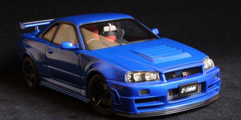 Nissan R34 NISMO Skyline GT-R