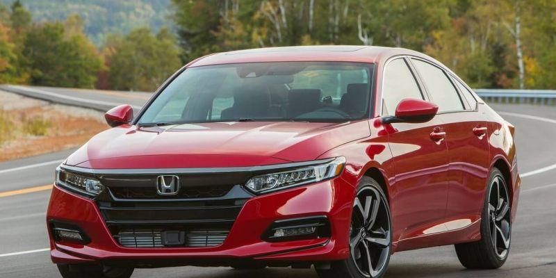 Автомобиль Honda Accord
