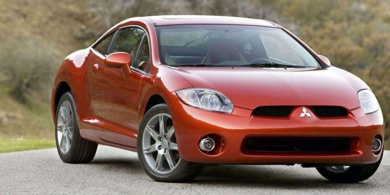 Автомобиль  Mitsubishi Eclipse