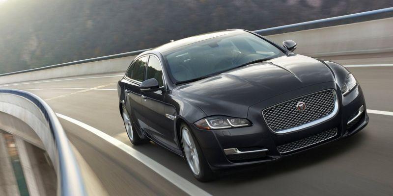 Jaguar XJ улучшили