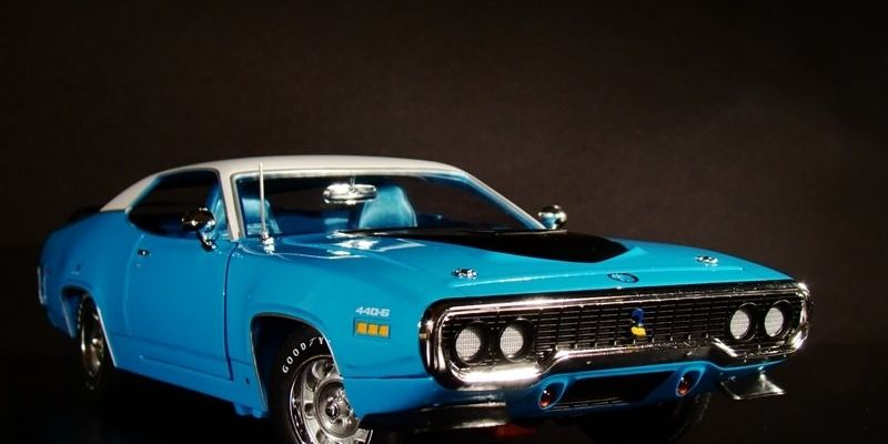 Plymouth Road Runner 440-6