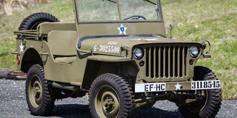 История компании Jeep