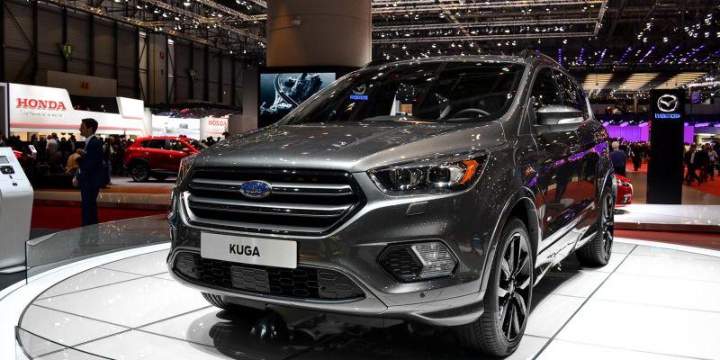Ford Kuga все-таки приедет в Россию