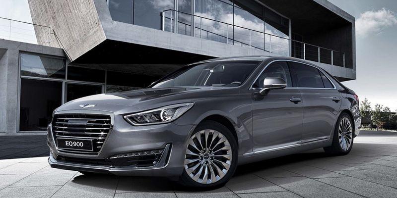 Новый седан от Hyundai рассекречен
