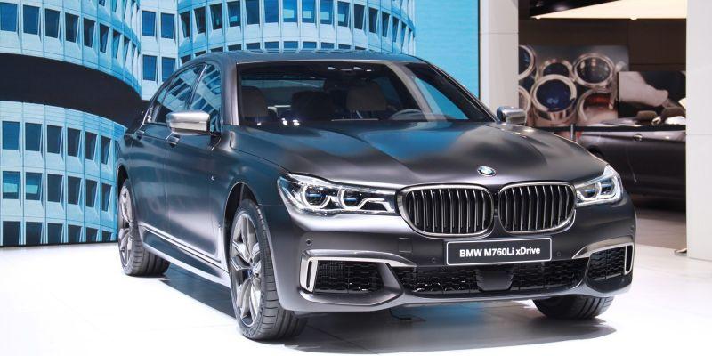BMW 7 неожиданно стала «эмкой»